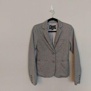 Ambiance Blazer Gray Size S